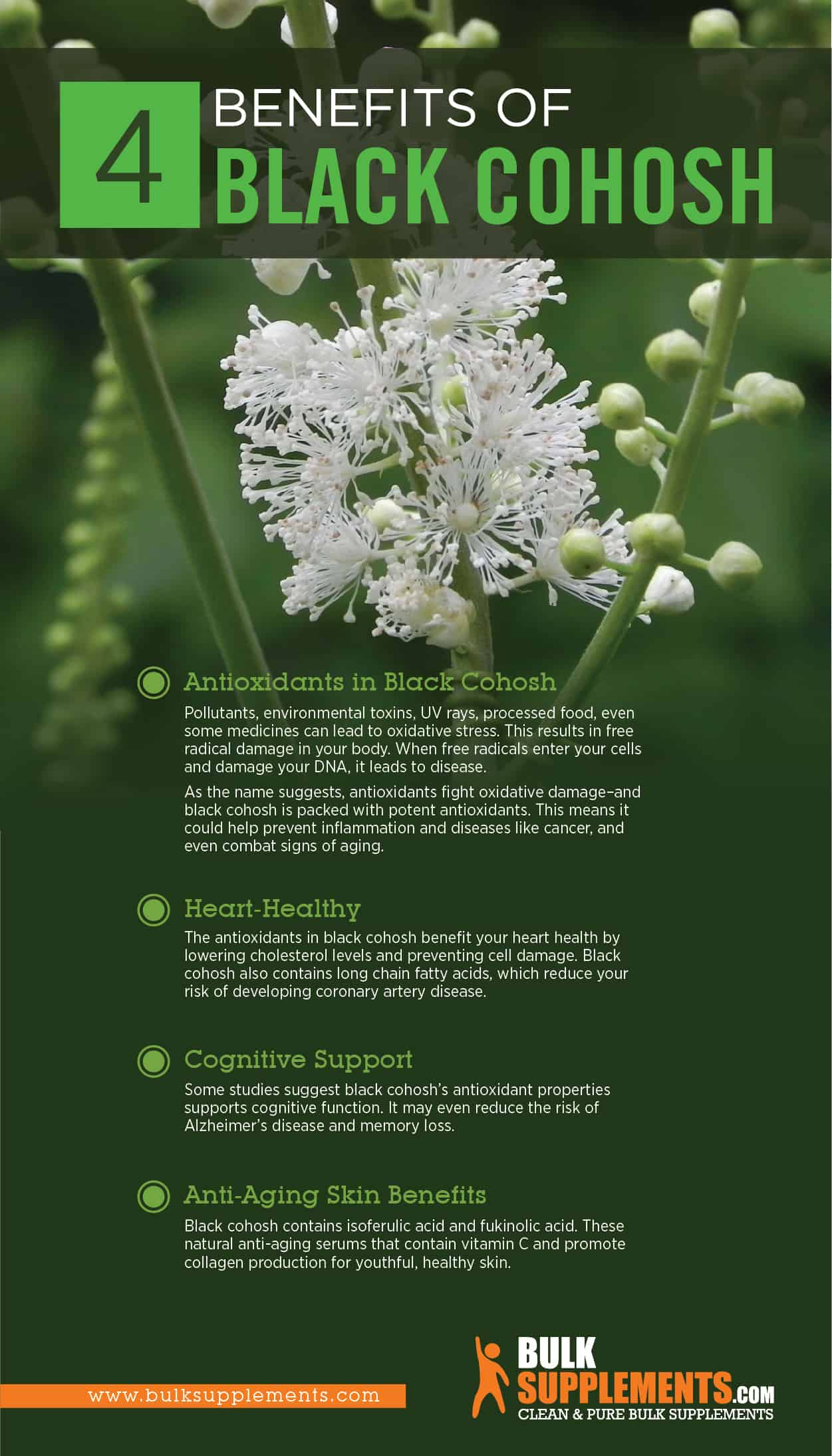black cohosh benefits