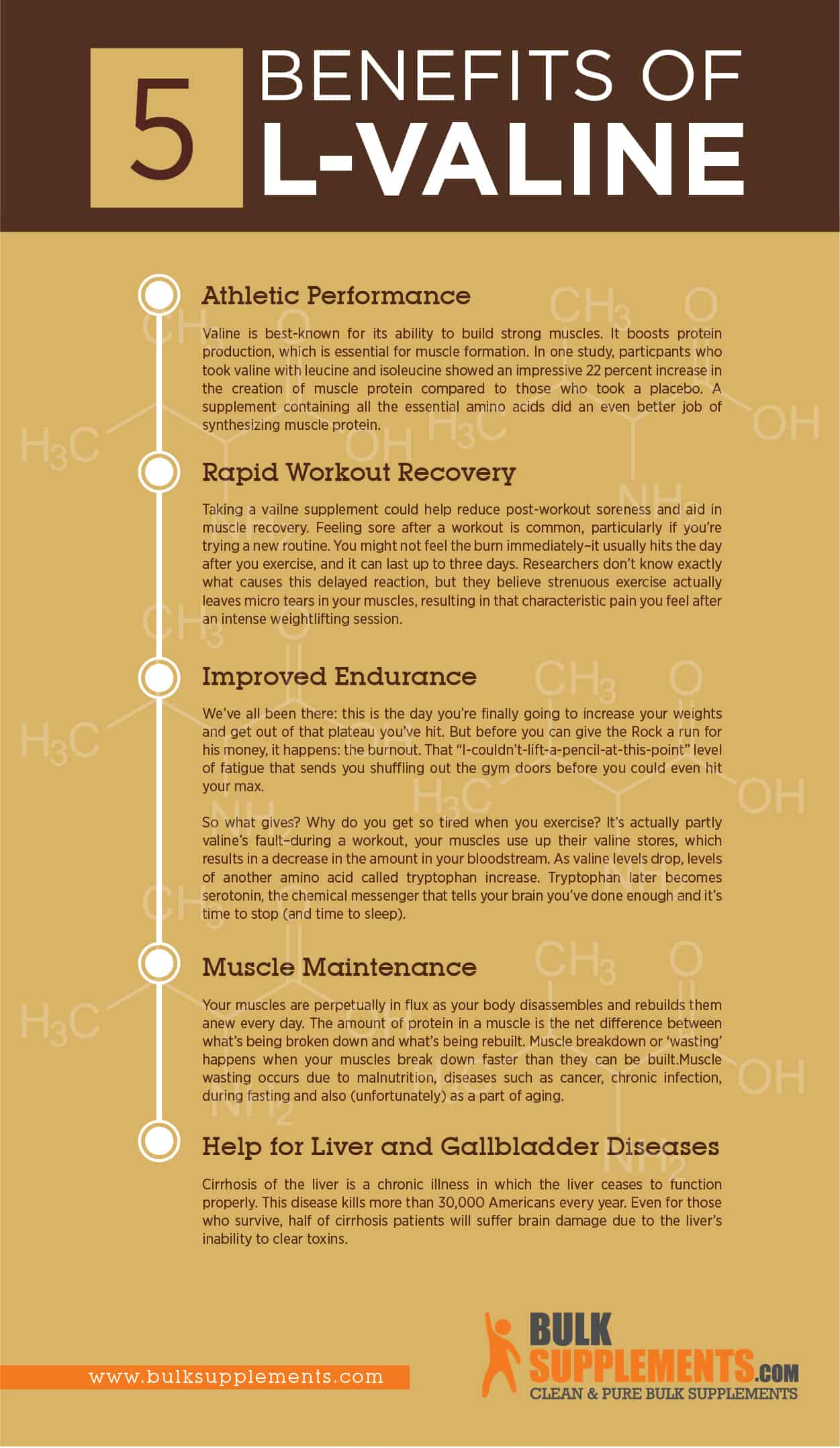 l-valine benefits