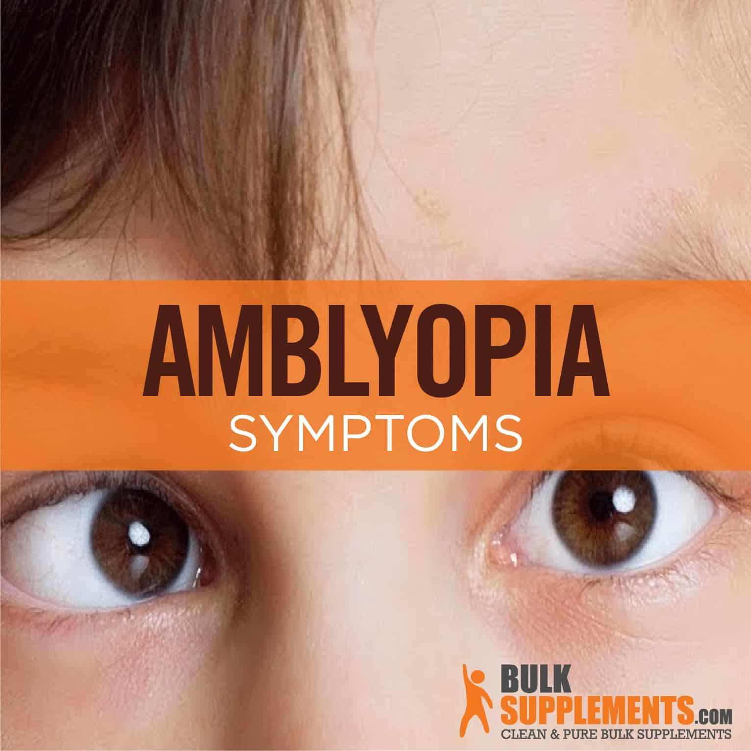 ambylopia