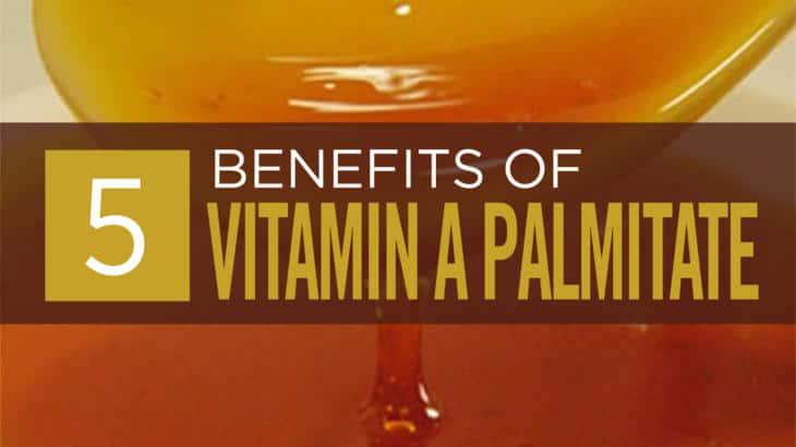 vitamin a palmitate