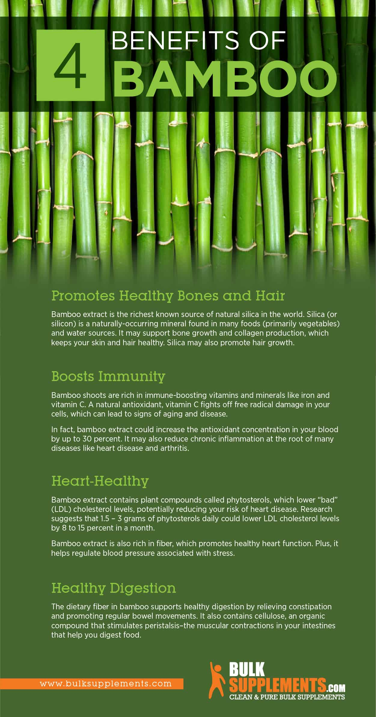 Bamboo Benefits