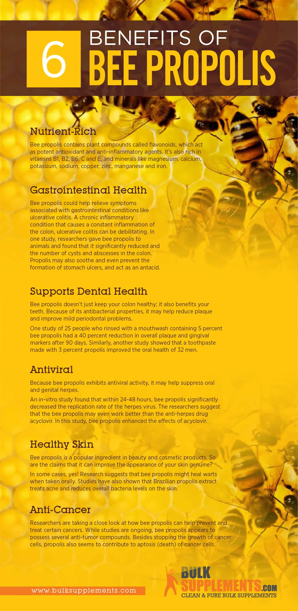 Propolis Bee Glue What It Is And Its Health Benefits Bee
