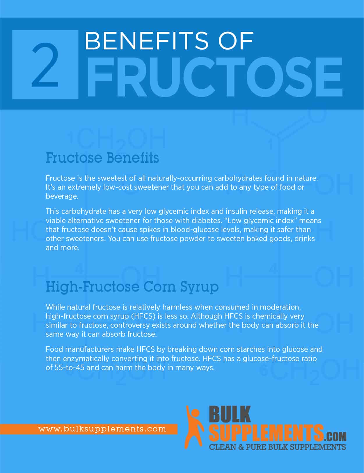 Fructose Benefits