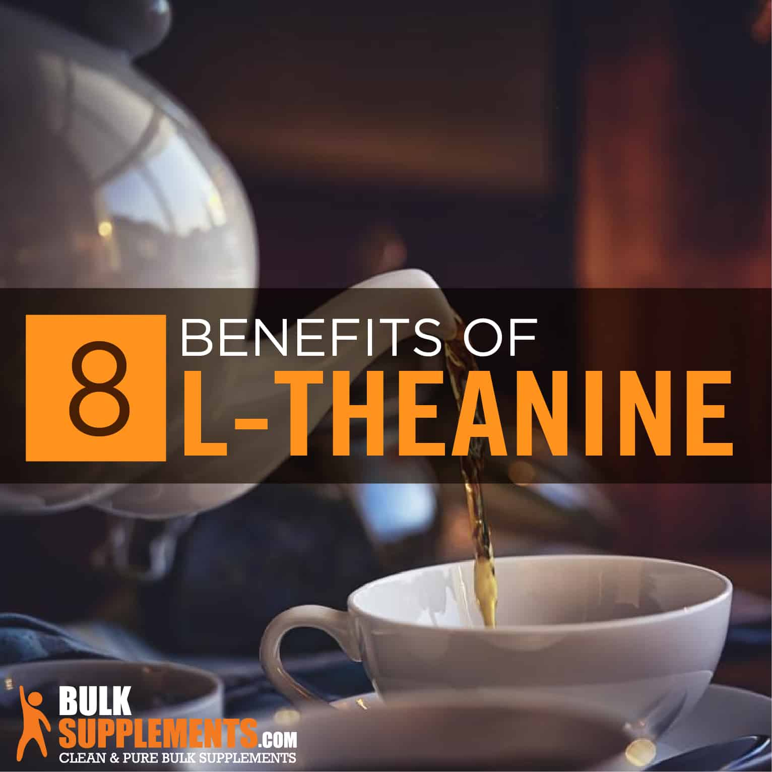 L Theanine Benefits Side Effects Amp Dosage