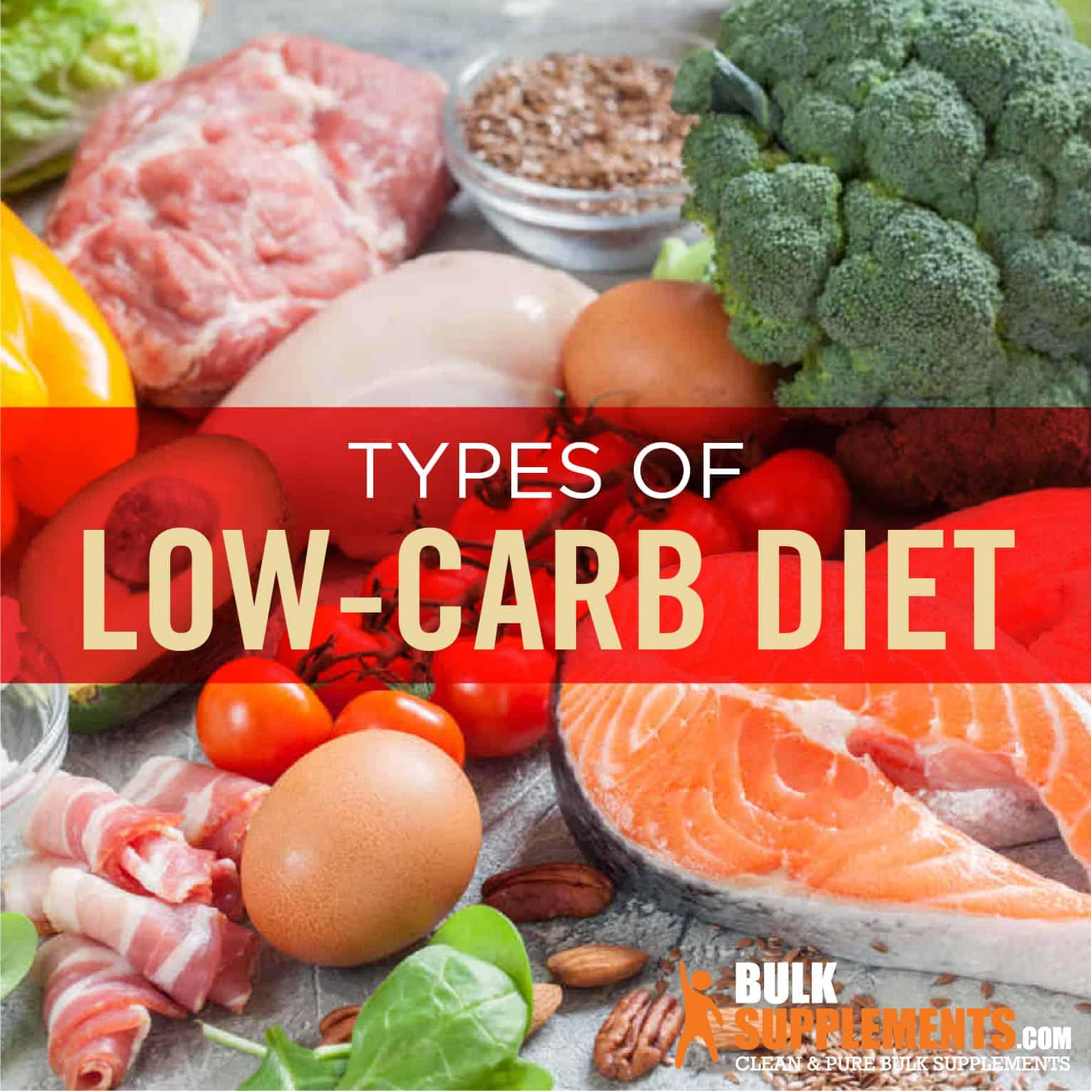supplements low carb diet
