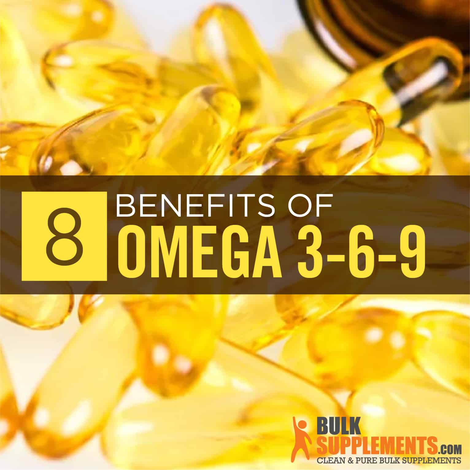 Omega 3 6 9 Benefits Side Effects Dosage Bulksupplements Com