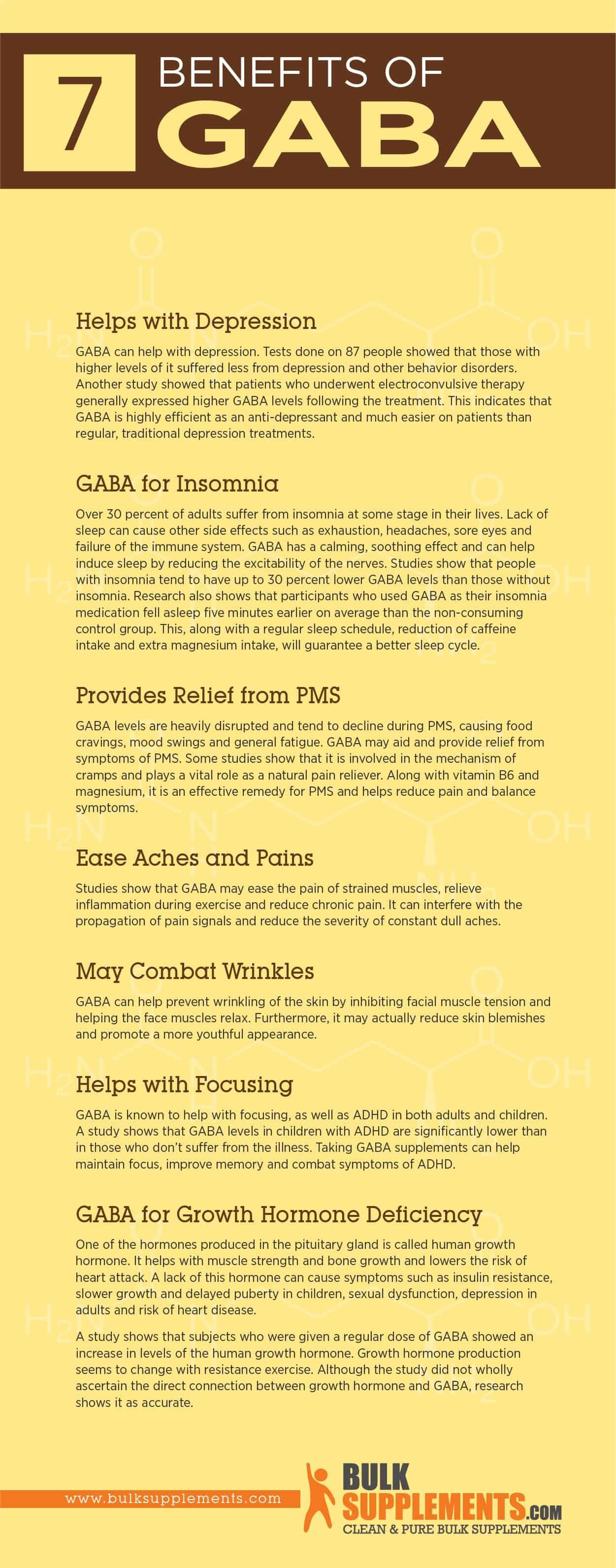 GABA Benefits