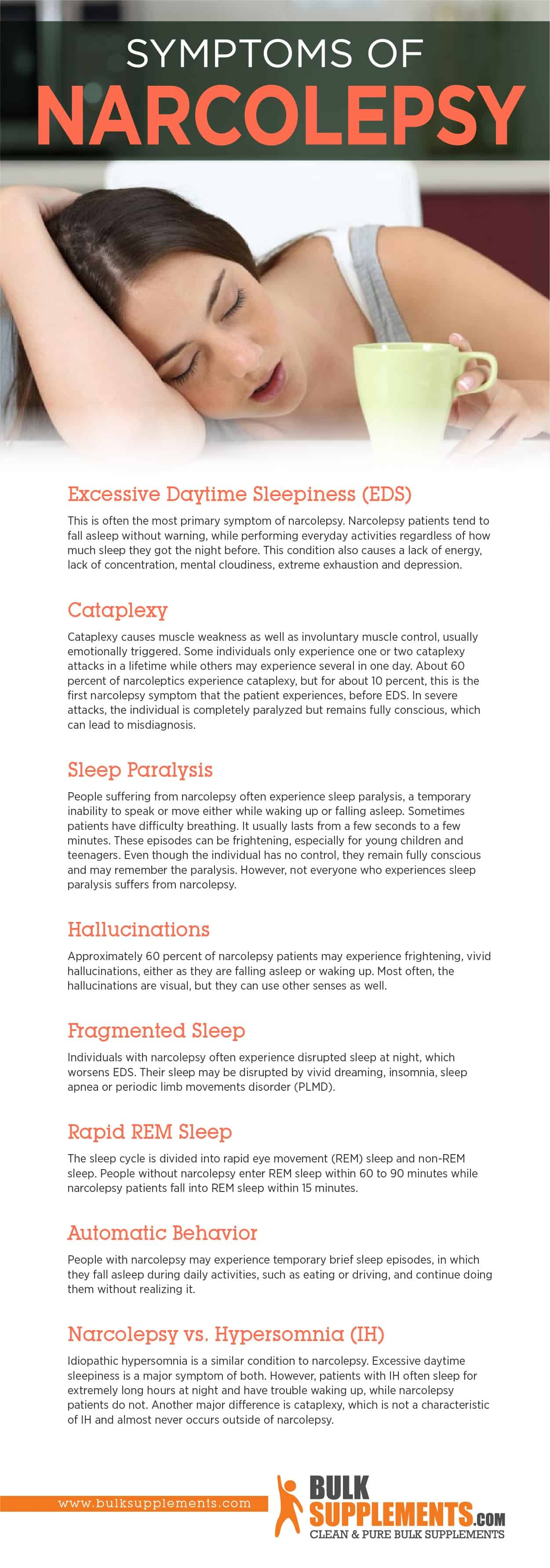 Narcolepsy Symptoms