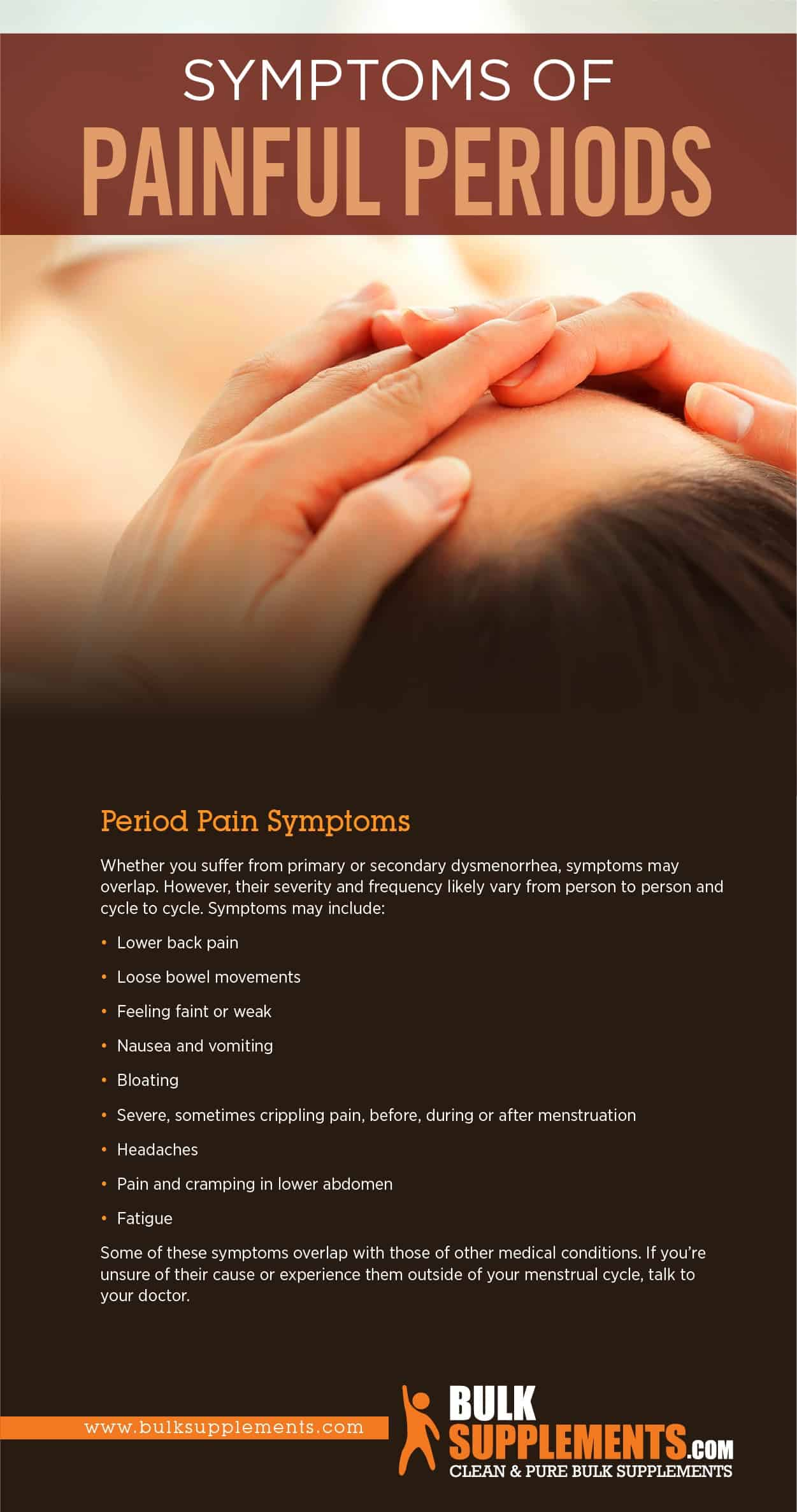 Painful Periods Symptoms