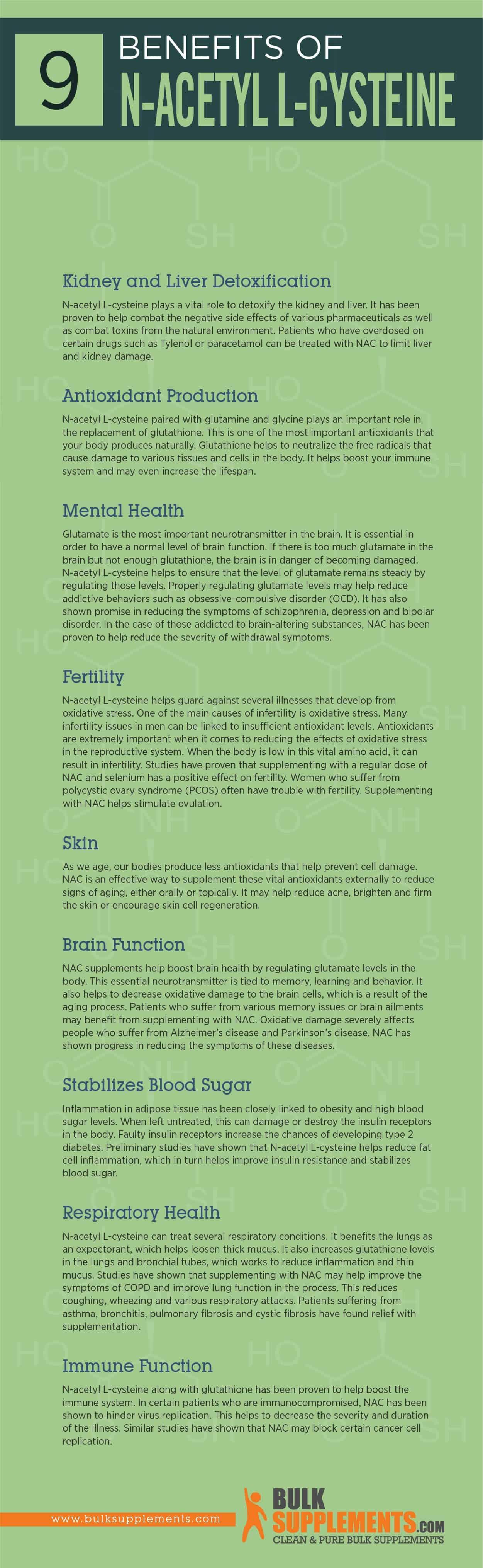 NAC Benefits