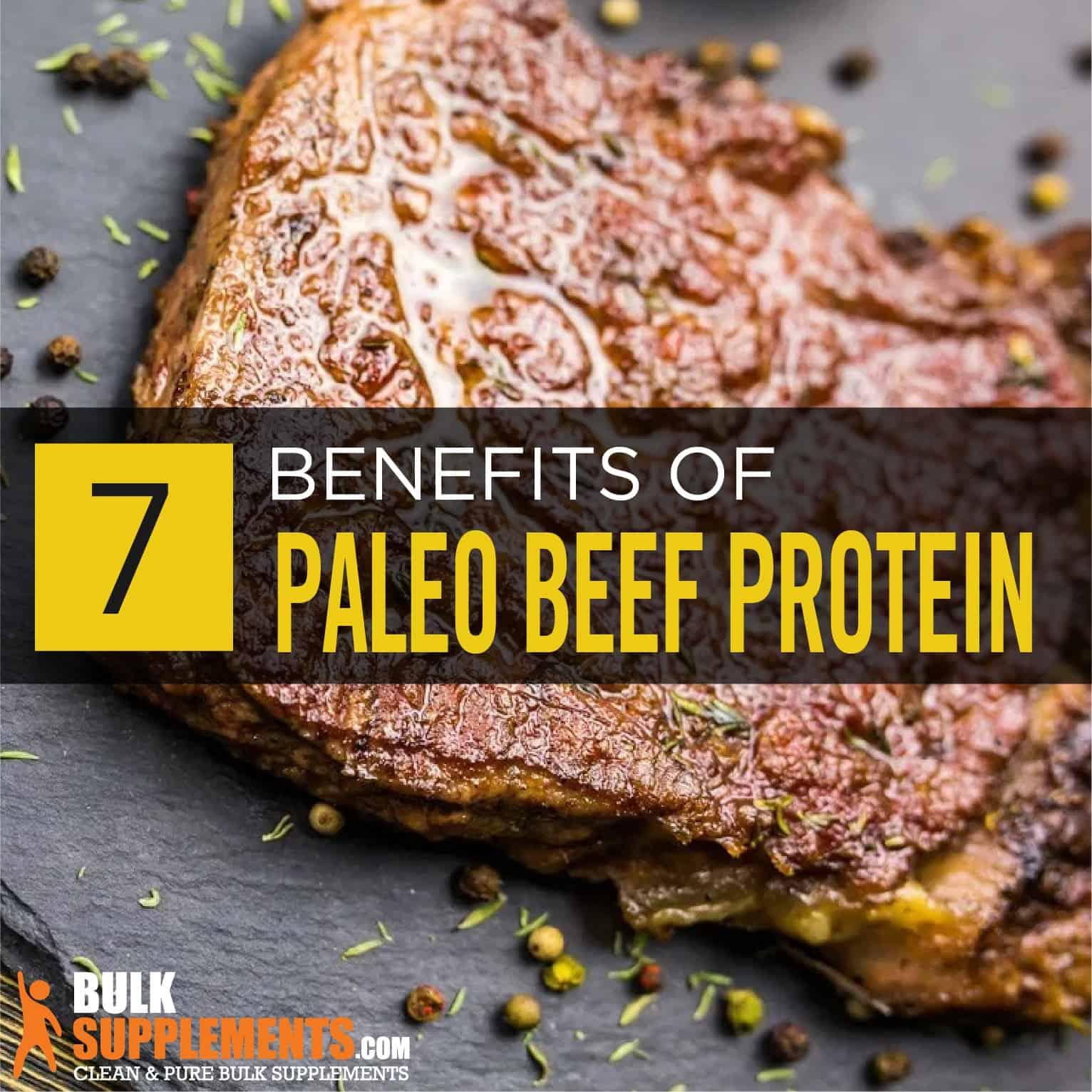 Paleo Beef Protein