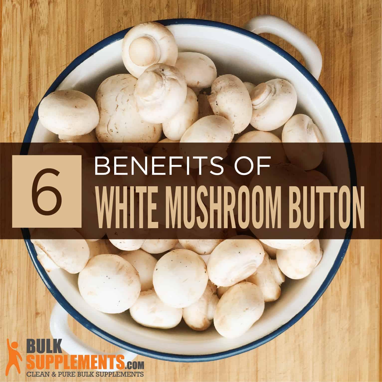 White Mushroom Button