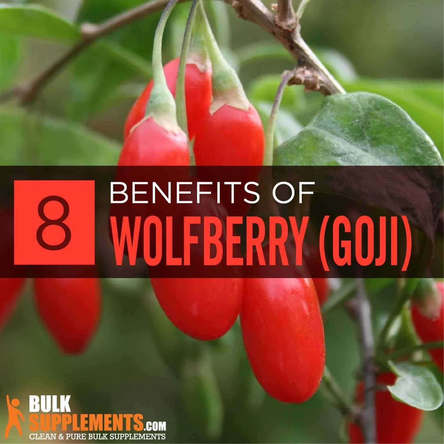 Wolfberry (Goji)