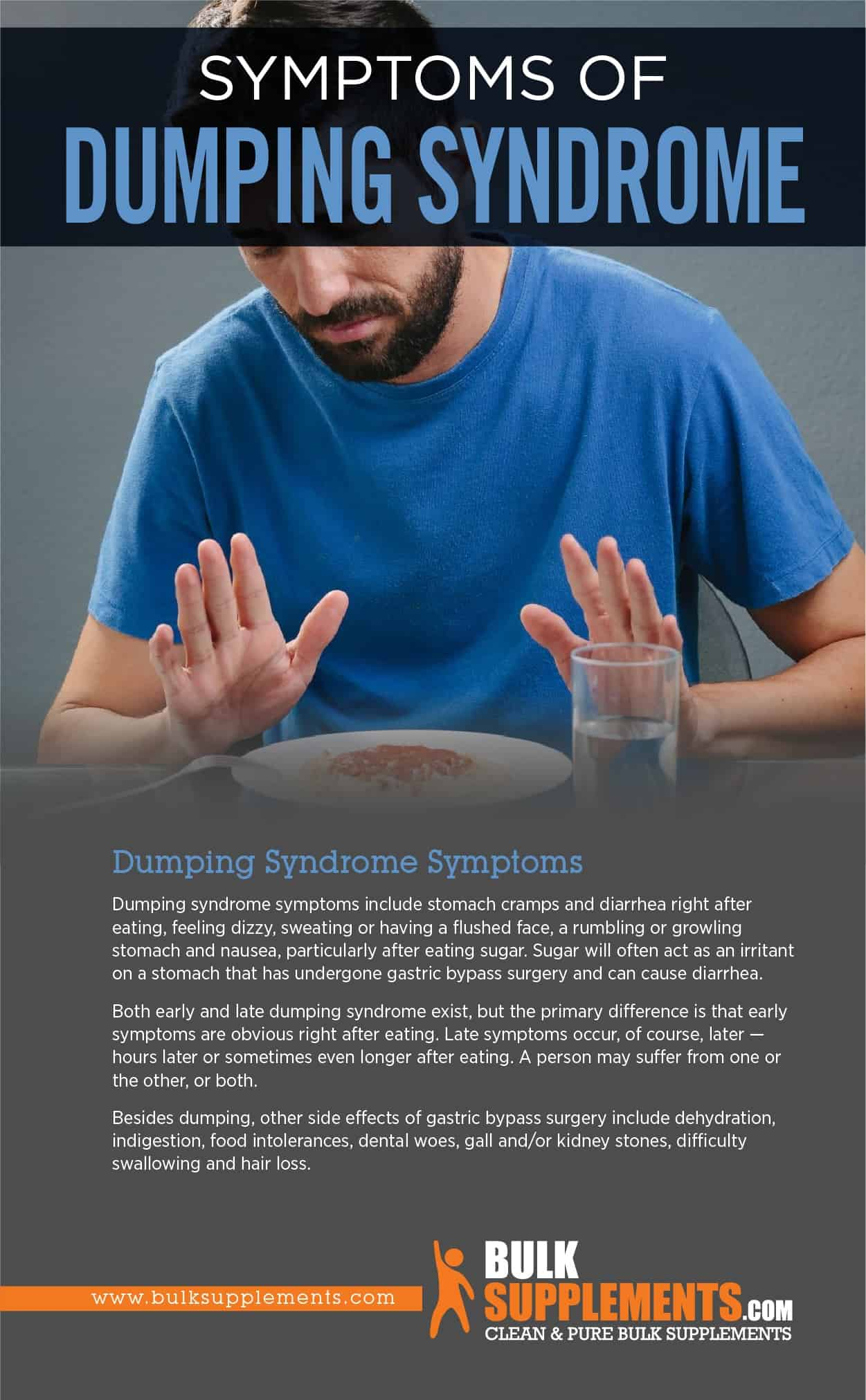 Dumping Syndrome Symptoms