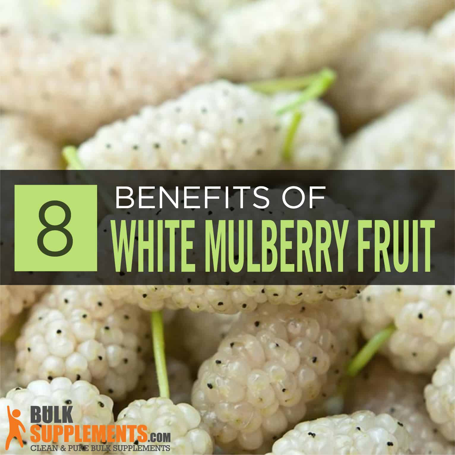 White Mulberry Fruit Extract Benefits Side Effects Amp Dosage