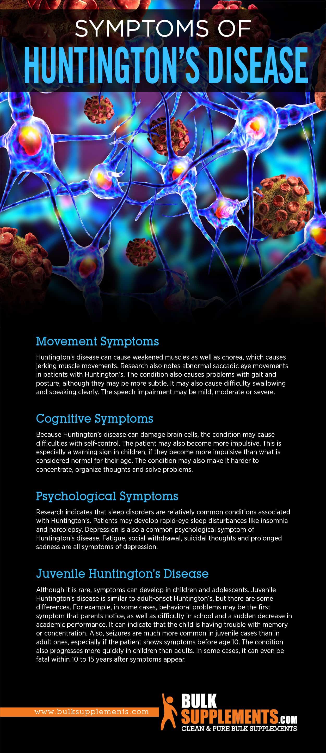 Huntington S Disease Causes Symptoms Treatment