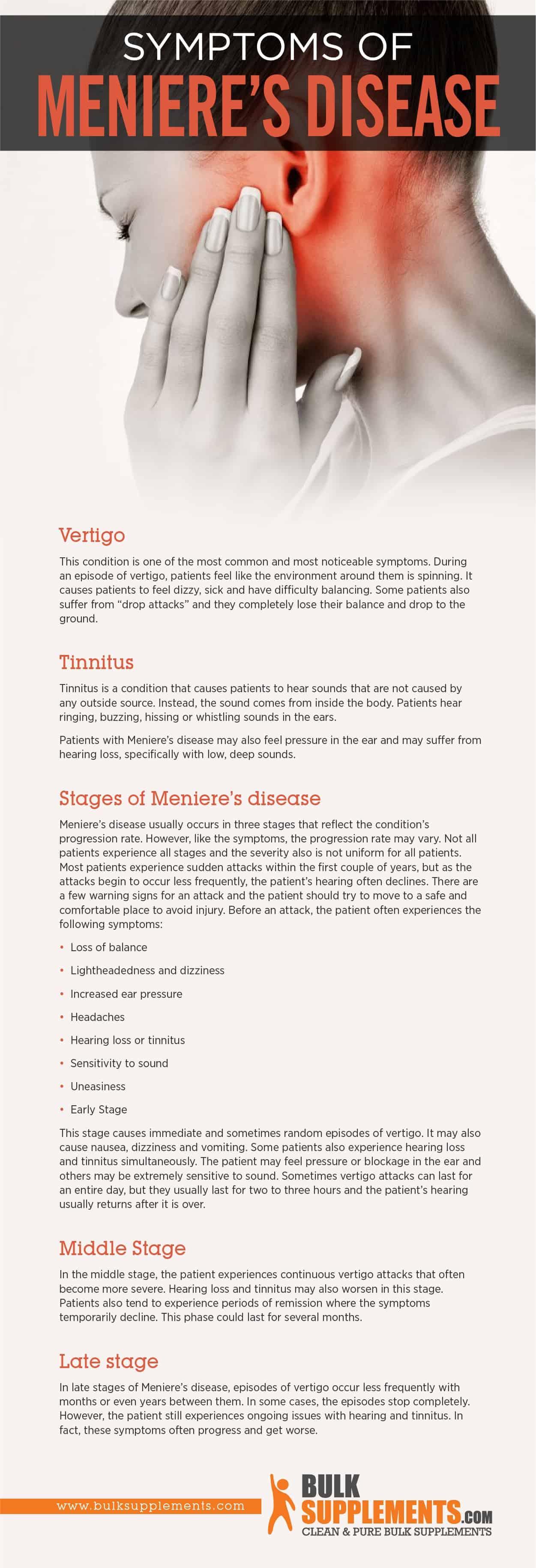 Meniere S Disease Causes Symptoms Treatment
