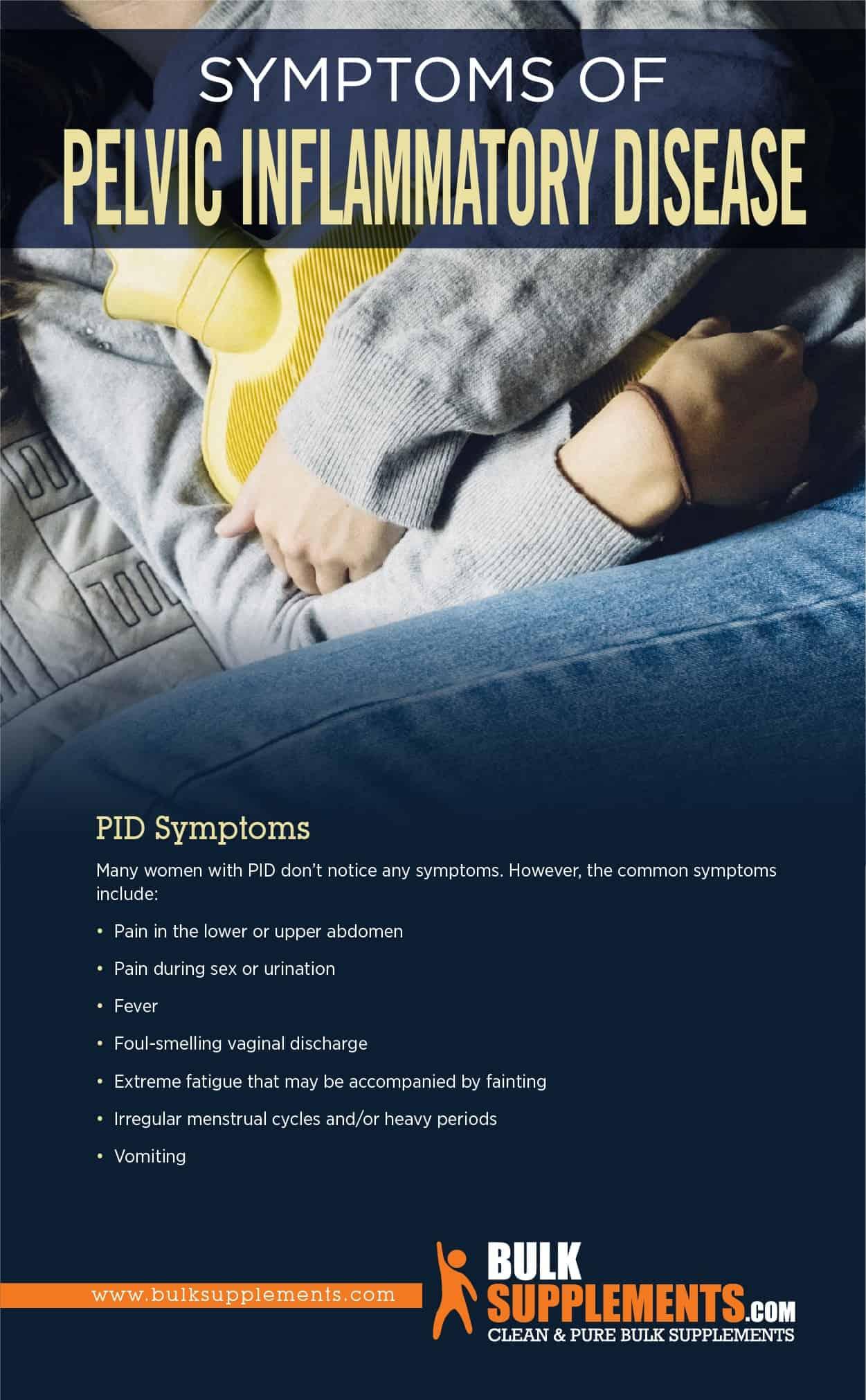Symptoms of Pelvic Inflammatory Disease