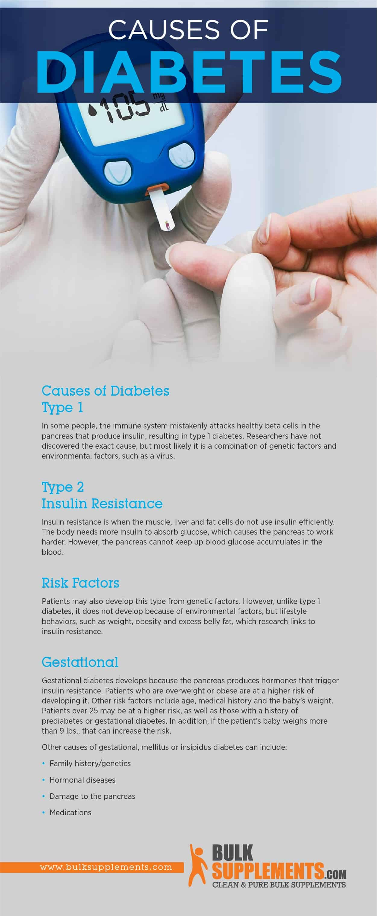 Causes of Diabetes