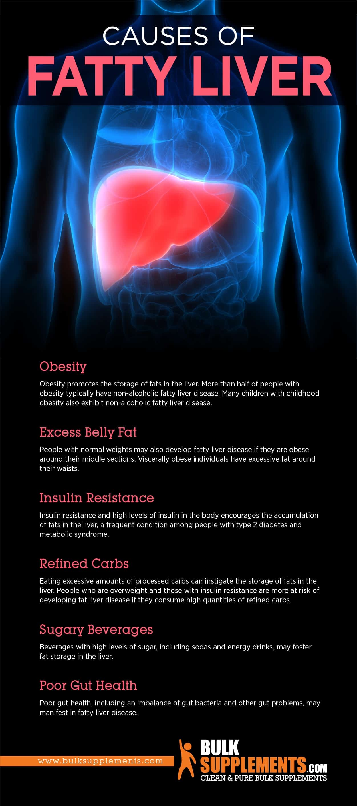 Fatty Liver Causes