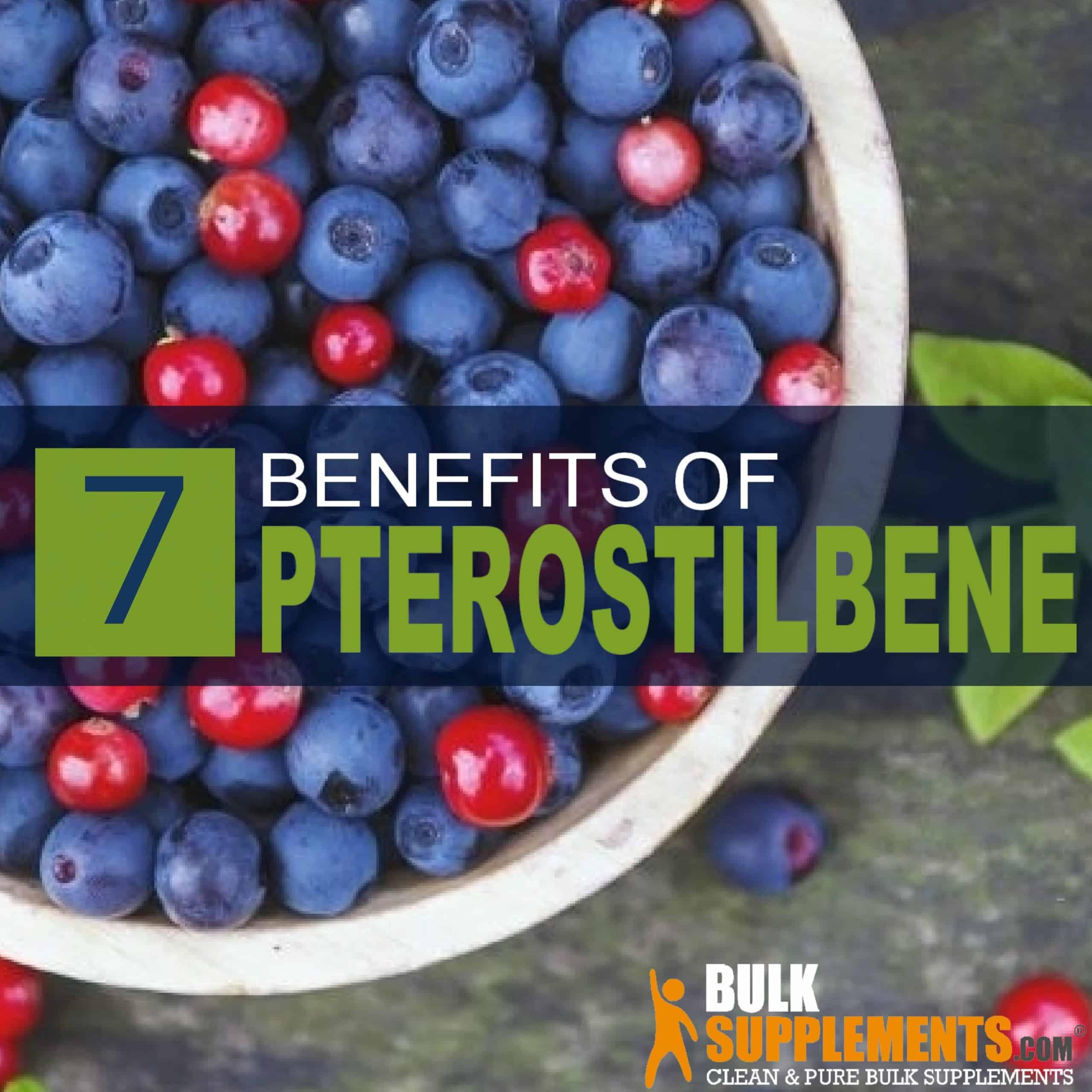 32 Versatile Benefits of Pterostilbene   BulkSupplements.com